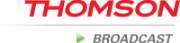 Logo - THOMSON BROADCAST