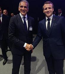 Le Groupe Sipromad présent à la troisième édition de Choose France
