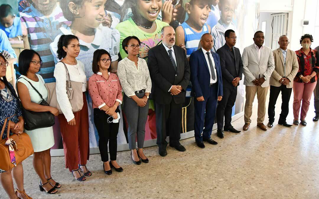 La Fondation Akbaraly et le Ministère de l'Education Nationale signent pour le bien-être des élèves