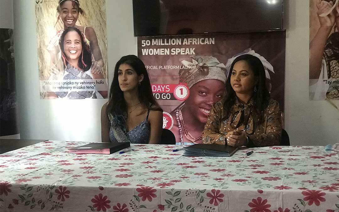 Made For a Woman et le Ministère de la Population s'associent pour améliorer les situations des femmes